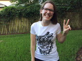 "New ""Laney Jones and the Spirits"" Horned Owl T-shirt photo"