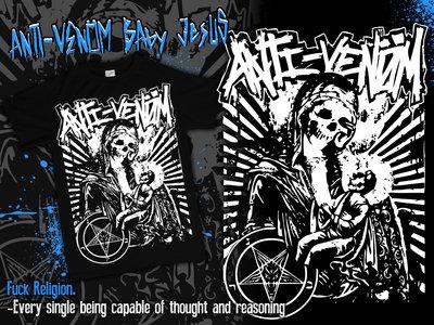 Baby Jesus T-Shirt   ** Includes Worldwide Shipping ** main photo