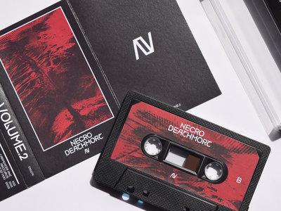 Necro Deathmort 'Volume.2' cassette (75 only) main photo