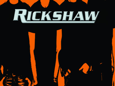 Rickshaw - Greatest Kicks - CD main photo