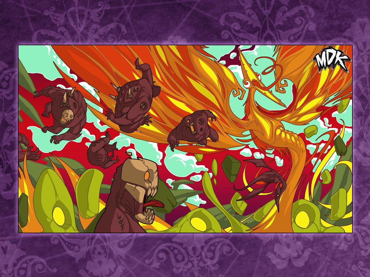 Rise - 11x17\'\' Full-Color Print | MDK (Morgan David King)