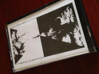 Very Rare Aggi Doom / Palms Split Cassette Tape WSP main photo