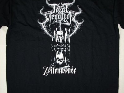 """Total Negation - """"Zeitenwende"""" T-Shirt (last ones in XL only) main photo"""