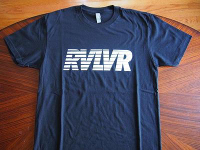 Black RVLVR logo Tee Shirt main photo