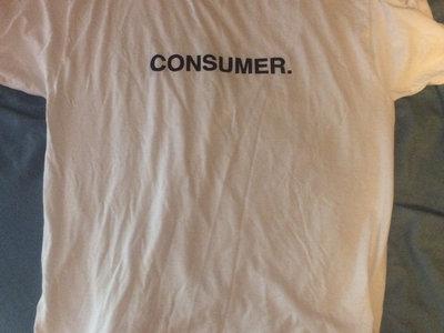 """""""Real"""" Consumer shirt main photo"""
