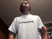 """""""Real"""" Consumer shirt photo"""
