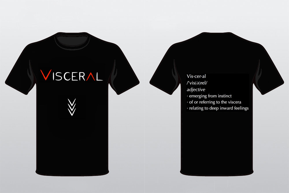 visceral definition t-shirt | visceral, Human Body