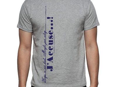 J'Accuse...! Logo T-shirt main photo