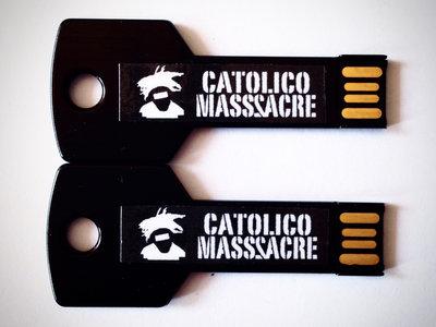 Catolico - Mass2acre Album USB Flash Drive main photo