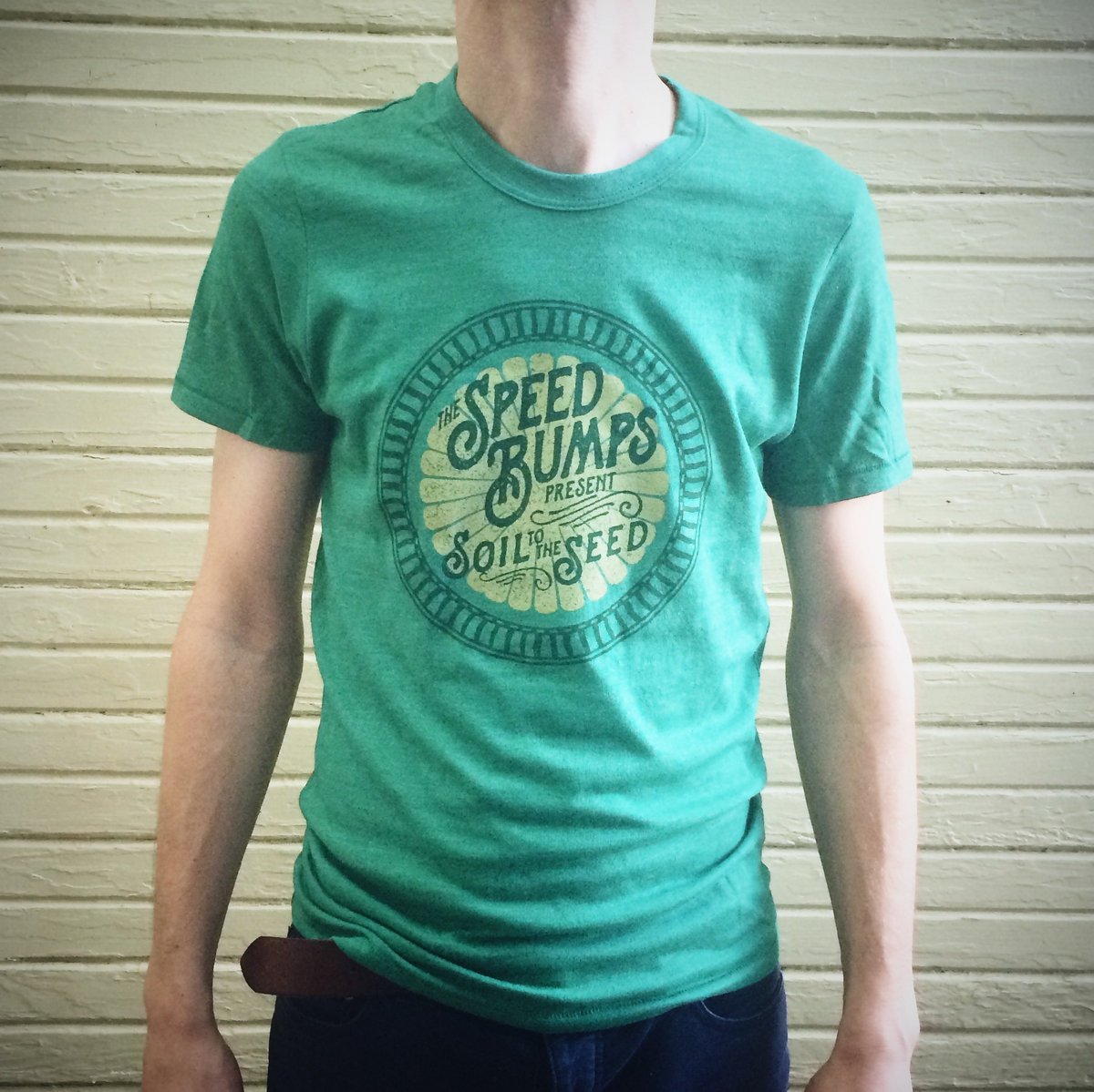 Soil To The Seed Shirt | The Speedbumps