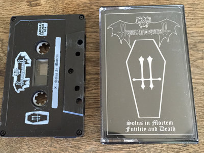 Solus in Mortem / Futilty and Death (tape) main photo