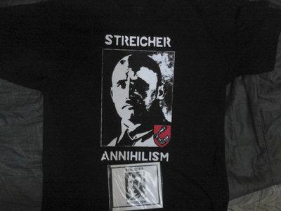 Streicher – Annihilism T-Shirt main photo