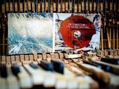 Internecine: The Vanished Musicians DVD main photo