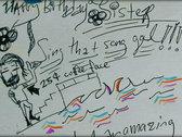 Cameron's drawings photo
