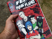 Fear Of A Punk Planet Comic Book: Issue 1 Limited First Printing photo