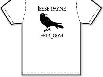 Heirloom Ravens T-shirt main photo