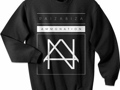 Raiza Biza | AmmoNation | BLACK Crew Neck main photo