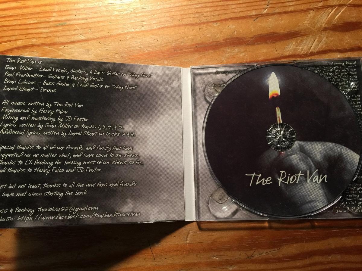 The Riot Van | The Riot Van
