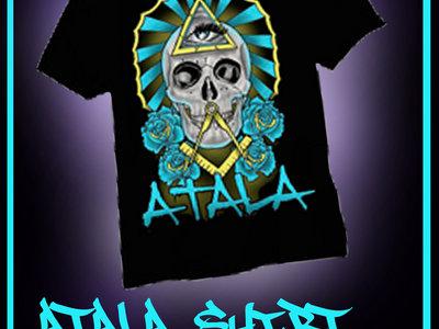 Atala T-shirt idem # A-001 main photo