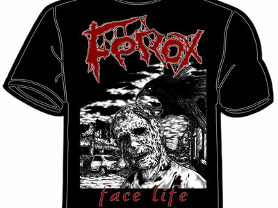 Pre-order for Ferox shirts 10 € + postage main photo