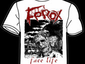 Pre-order for Ferox shirts 10 € + postage photo