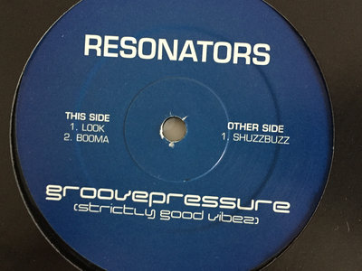 "Resonators ""Shuzzbuzz"" (Groovepressure) - re-master + remixes forthcoming main photo"