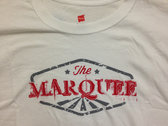 White Marquee T-shirts photo