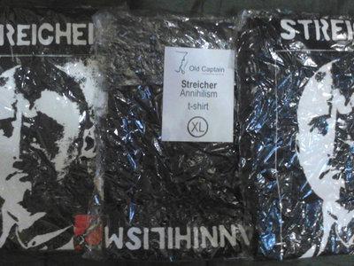 Streicher – Annihilism T-Shirt. 2nd edition main photo