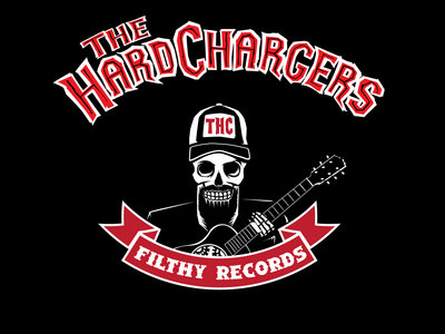 Filthy Records T Shirt (Fitted Ladies) main photo