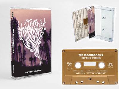 Don't Be A Stranger Limited Edition Cassette main photo