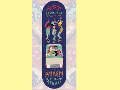 Skateboard Deck (including CD Album) main photo