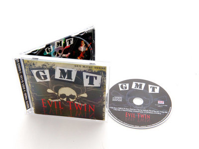 Evil Twin CD Compact Disc in Jewel Case by Guy McCoy Torme main photo