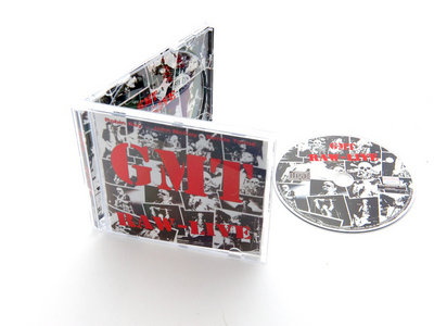 Raw Live CD Compact Disc in Jewel Case by Guy McCoy Torme main photo