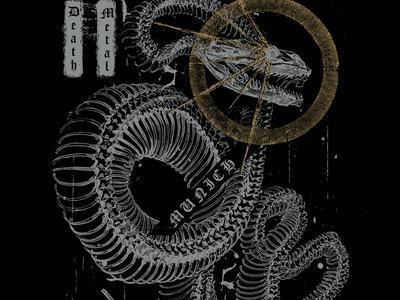 """Commander """"Snake"""" T-Shirt for Men / Women main photo"""