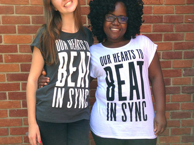 Our Hearts To Beat In Sync T-Shirt main photo