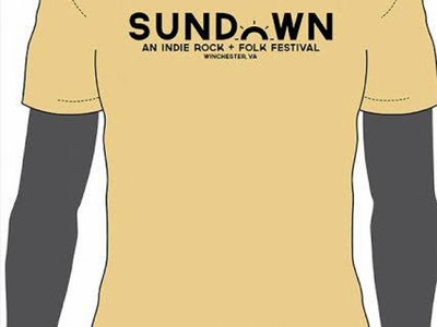SUNDOWN t-shirt presales main photo