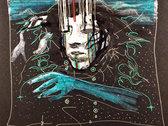 House of Stone: Death III Digital Album + Cover Art Print + Poster Series + Original Art Collection photo