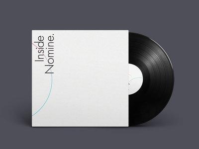 """Inside Nomine Signed 2x12"""" Vinyl Album main photo"""