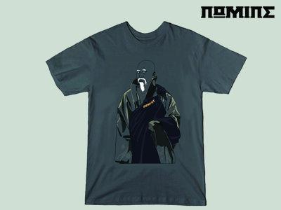 "T-SHIRT: Limited Edition Nomine ""Master Po / Blind Man"" (Mens) main photo"