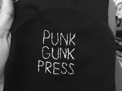 Punk Gunk Press Patch main photo