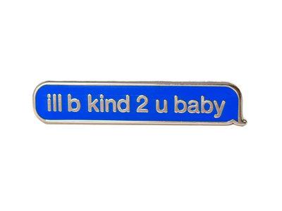 "dd elle ""kind 2 u"" pin main photo"