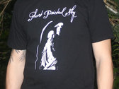 Ghost Painted Sky men's/unisex T-shirt photo