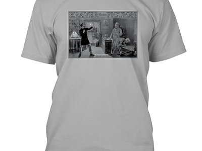 Limited Edition Jekyll & Hyde 'Transformation' T-shirt + EP Download main photo