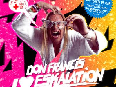 Don Francis - I Love Eskakation (CD Album) main photo