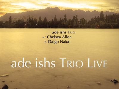 ade ishs Trio Live – DVD main photo