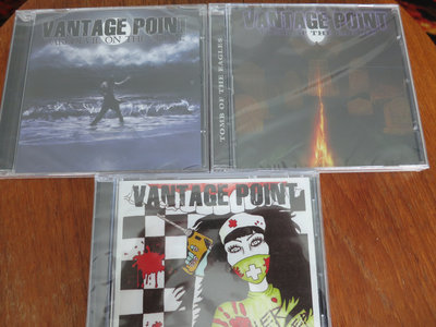 CD Bundle 5 - 2 albums & Driller Killer EP main photo