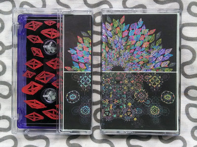 2xEP on hand-painted cassette main photo