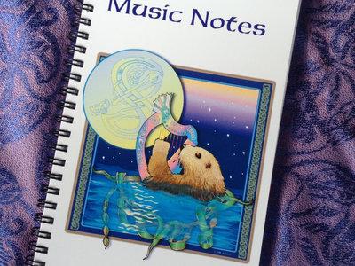 Sea Otter Journal - Art by Debra Knodel main photo