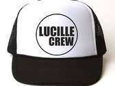Lucille Crew Trucker Hat photo