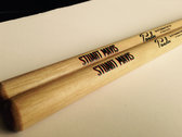 Stuart Mavis drumsticks photo